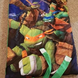 Ninja Turtles Toddler's Sleeping Bag